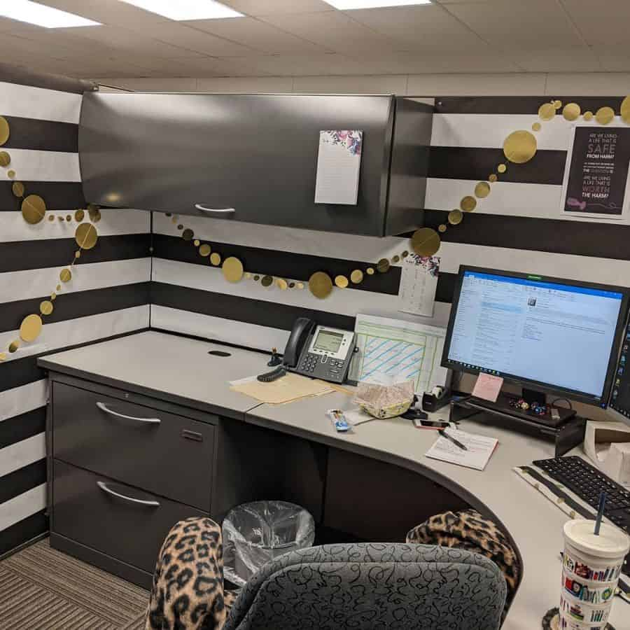 Wall Covering Cubicle Decor Authorivyljames