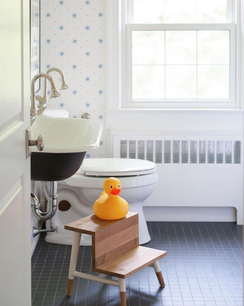 Wall Cute Bathroom Ideas Shannonzimolongdesign