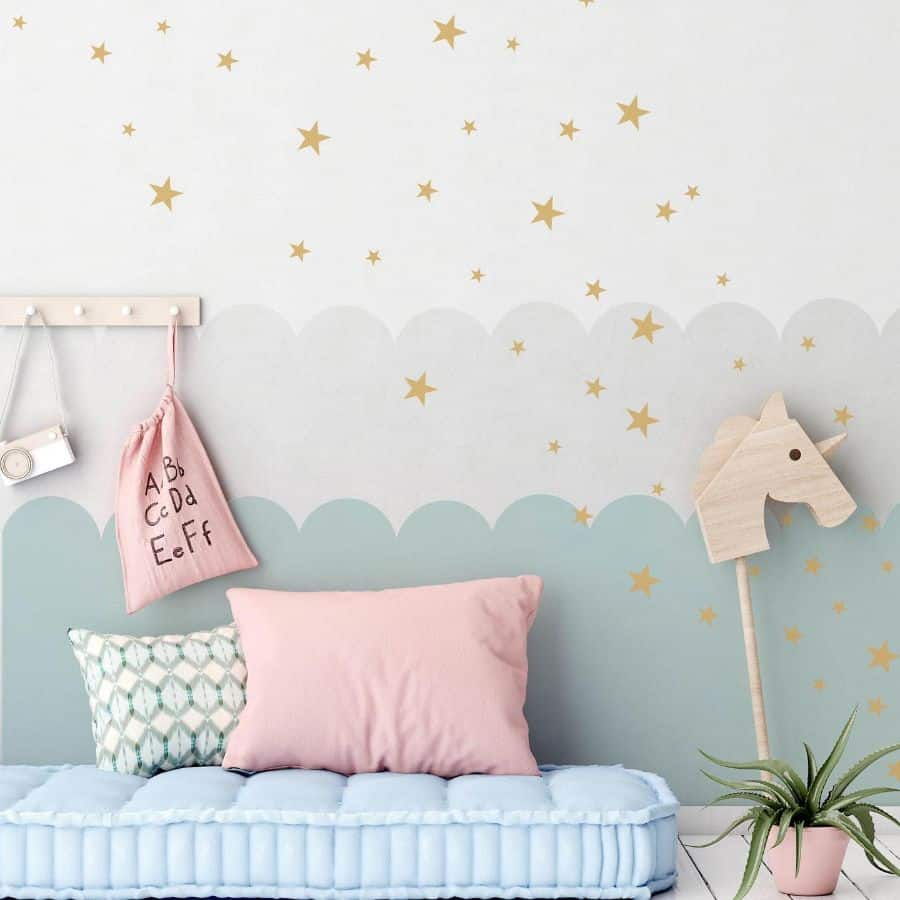 Wall Decal Art Playroom Ideas Theditzybirdstudio