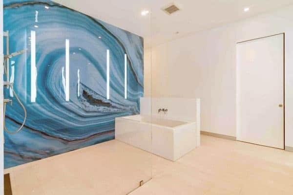 Wall Decor Cool Bathrooms Ideas