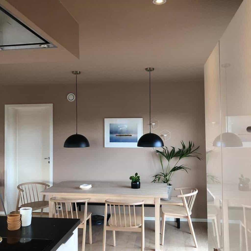 wall decor dining room ideas colux.fargeoglys