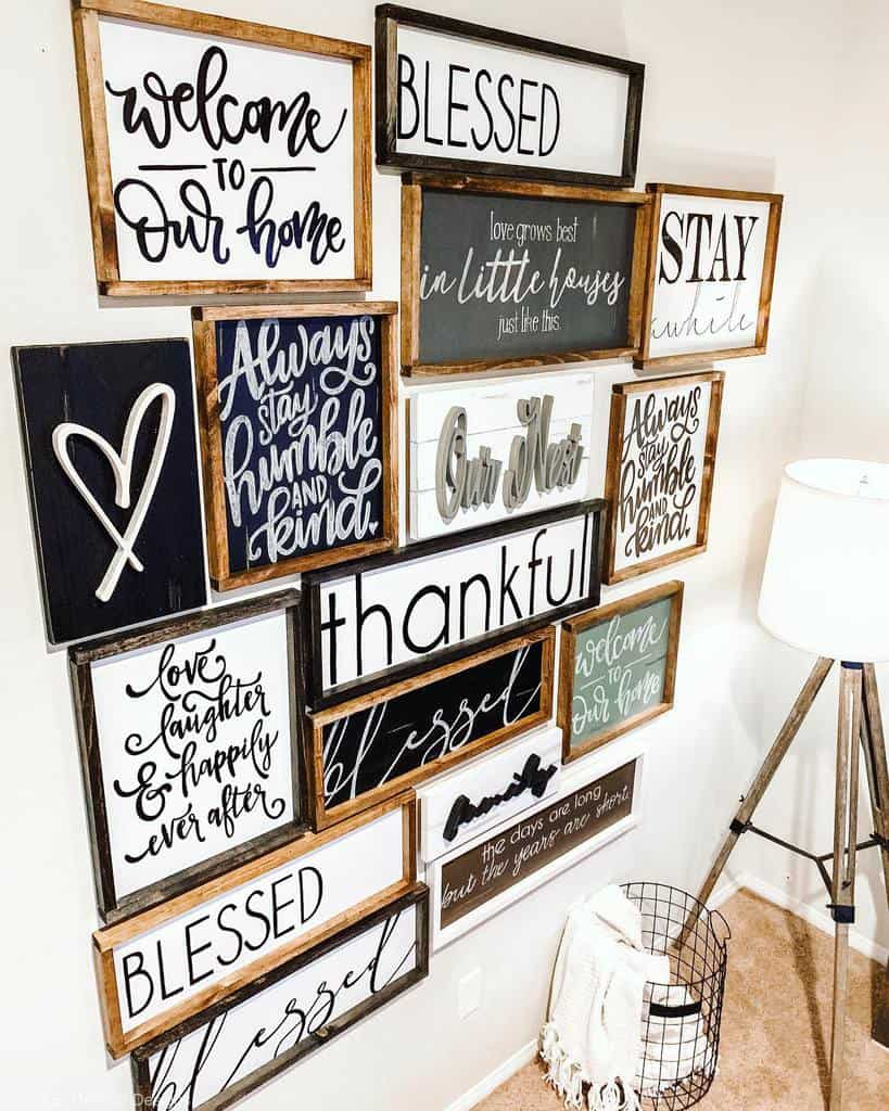 Wall Decor Ideas Merefineddesigns