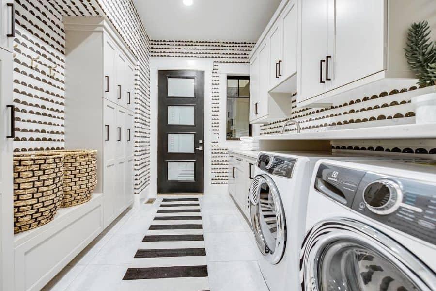 The Top 62 Laundry Room Decor Ideas Interior Home And Design