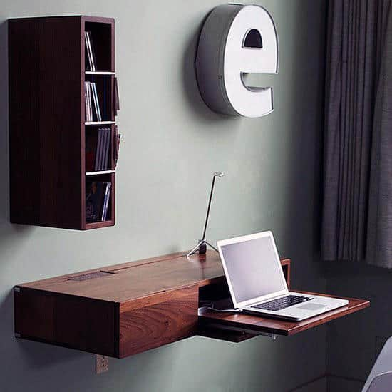 office design inspiration. Wall Desk Small Home Office Design Inspiration R