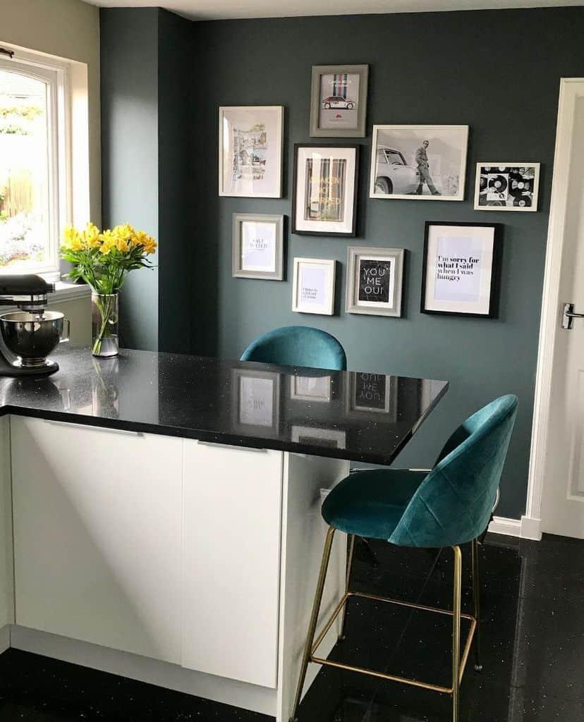 wall gallery kitchen wall decor ideas msjillyd