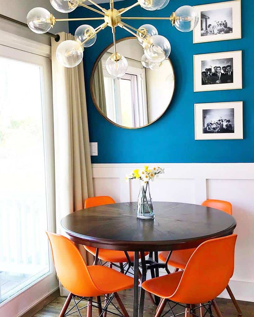 wall ideas small dining room ideas atinycape