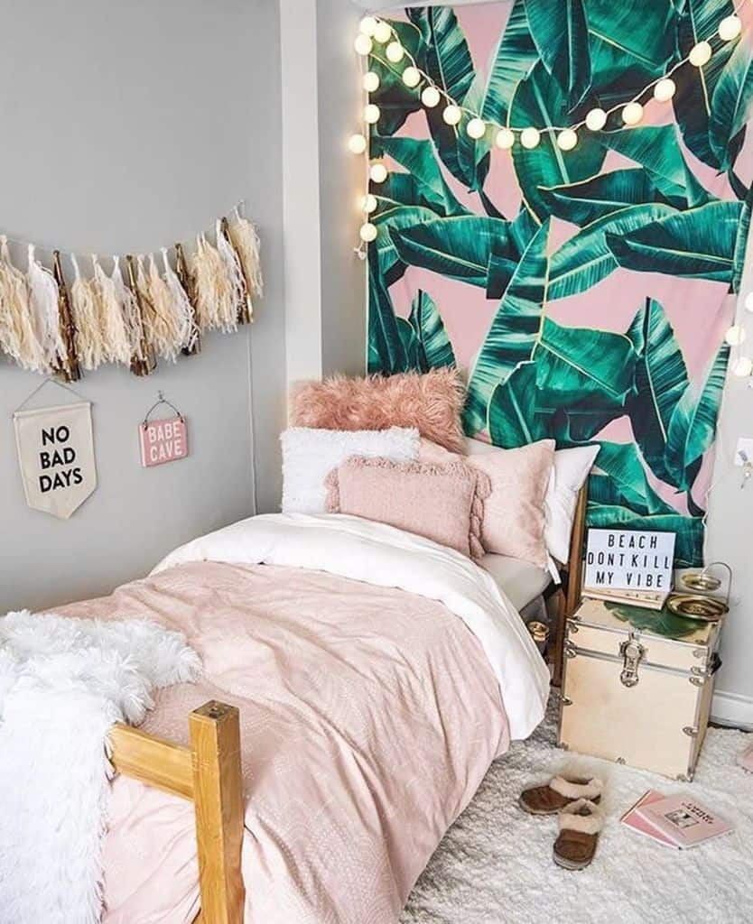 wall ideas teen girl bedroom ideas weatheredsigns