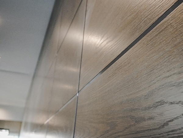 Wall Of Wood Cabinets Built In Las Vegas Nevada 2019 New American Home