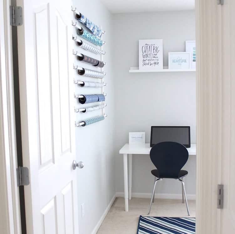 Wall Organizer Craft Room