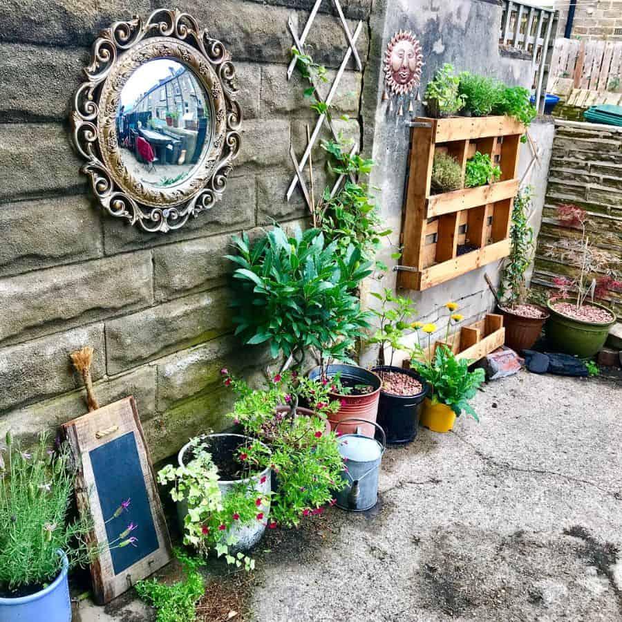 wall pallet garden ideas artnotart