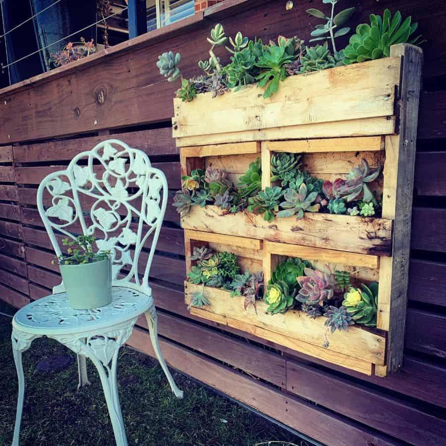 wall pallet garden ideas sm00thiee