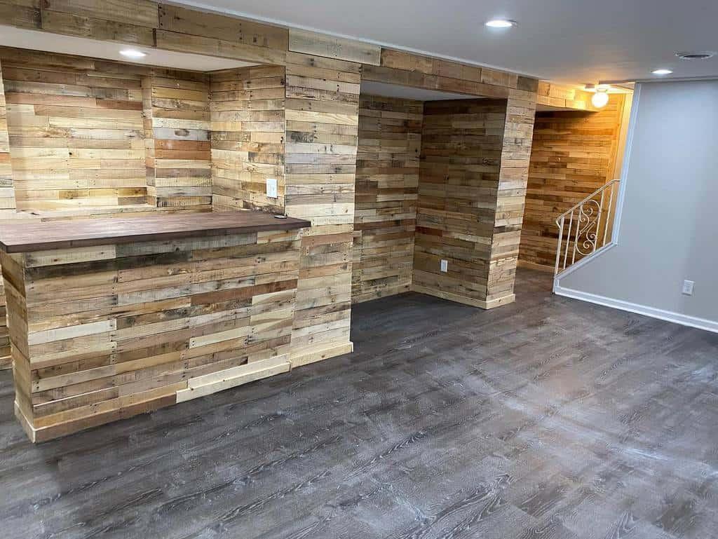 wall pallet ideas truecraftremodeling