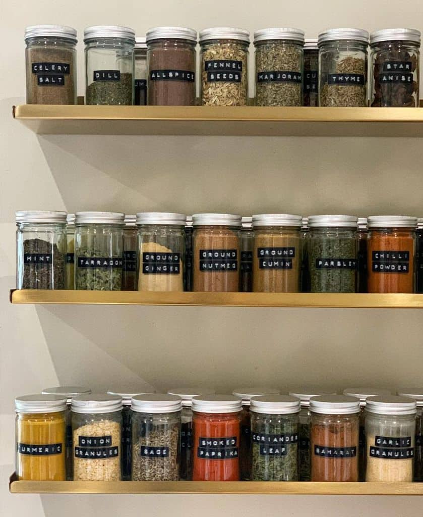 Wall Pantry Shelving Ideas