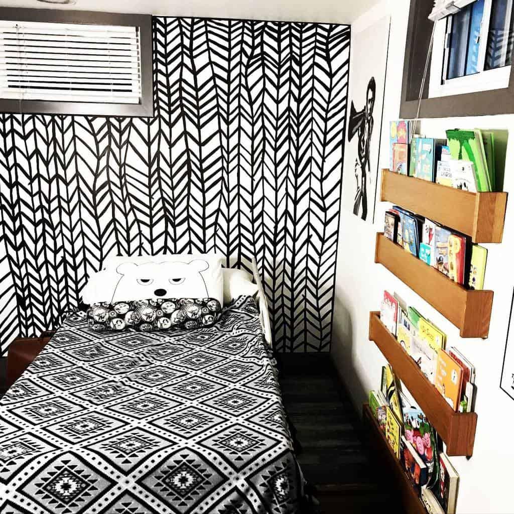 wall paper basement wall ideas sda_paint