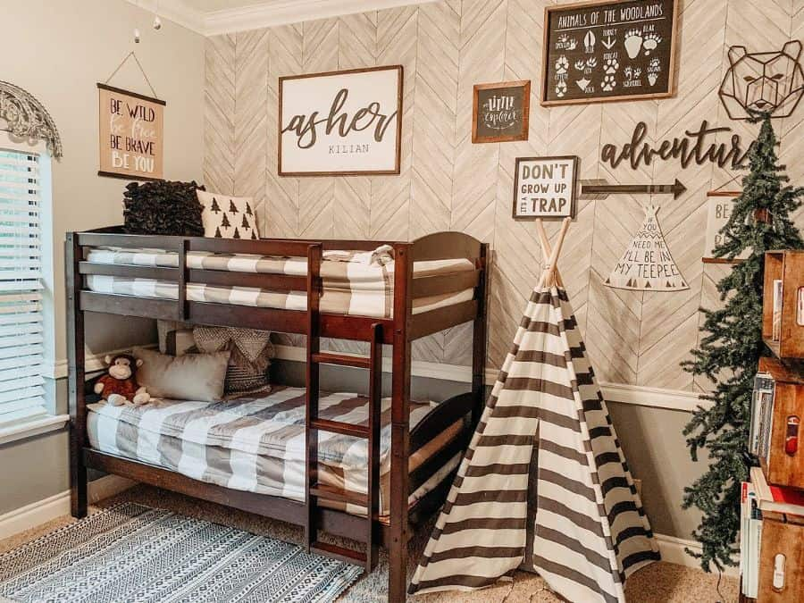 Wall Paper Covering Ideas