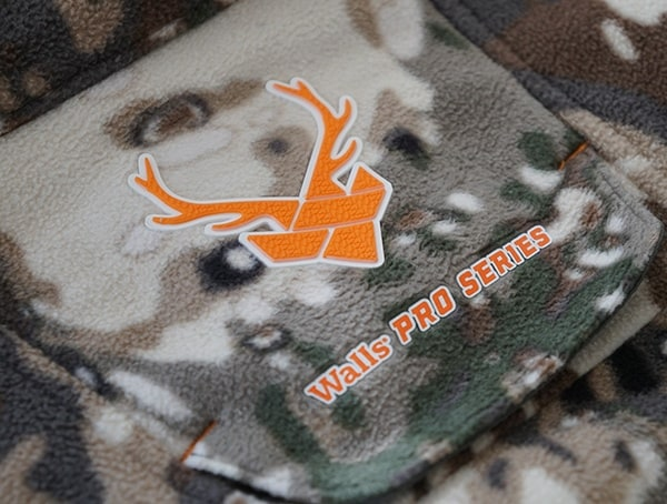 Wall Pro Series Hunting Hid3 Camo Jacket For Men