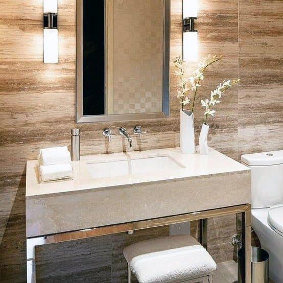 Wall Sconce Bathroom Lighting Interior Ideas