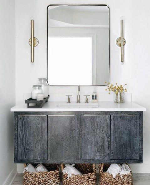 Wall Scones Bathroom Lighting Design Inspiration