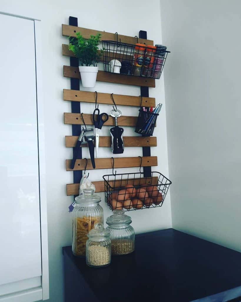wall storage kitchen storage ideas lennies_home