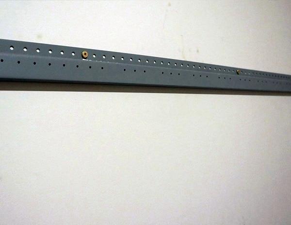 Wall Support Bar Gallow Tech Install