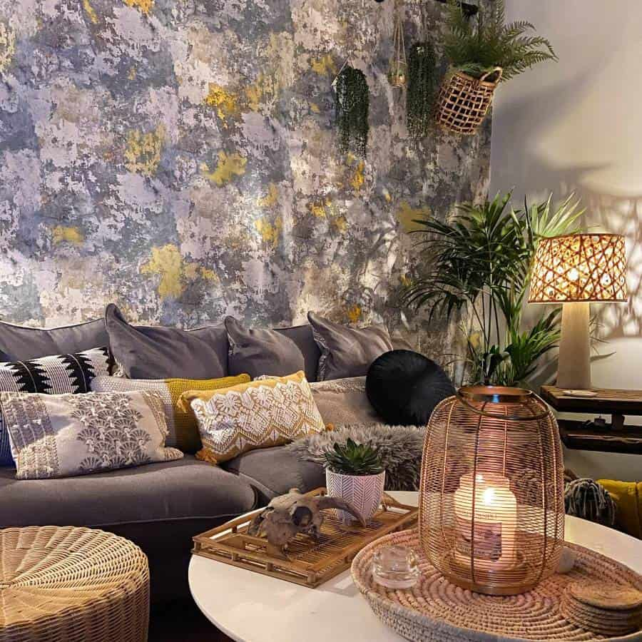 Wallpaper Accent Wall Ideas