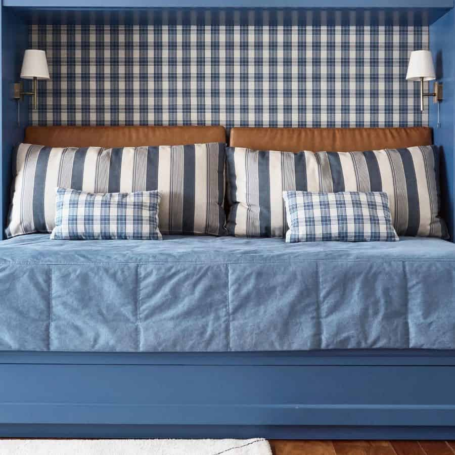 The Top 62 Blue Bedroom Ideas – Interior Home and Design