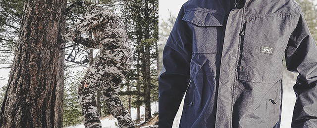 Walls Modern Work Insulated Rain Jacket Pro Series Xelerator Hunting Pants Jacket Review