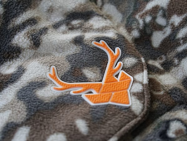 Walls Pro Series Xelerator Mens Hunting Pants Orange Deer Logo Detail