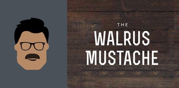 Walrus Mustache Styles