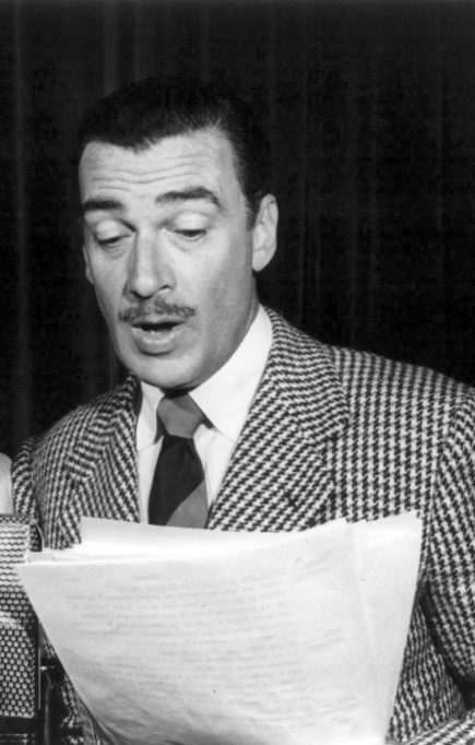 Walter Pidgeon With Short Length Classy 1940s Mens Hairstyle