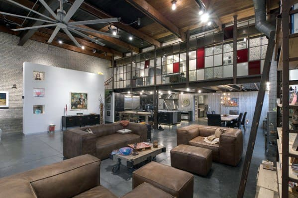 Warehouse Spacious Ultimate Bachelor Pad