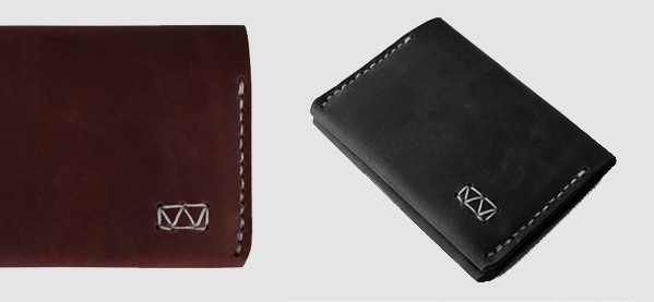 Waskerd Dupont 2-Pocket Slim Wallet For Men