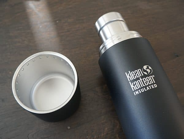 Water Bottle And Cap Klean Kanteen Insulated Tkpro