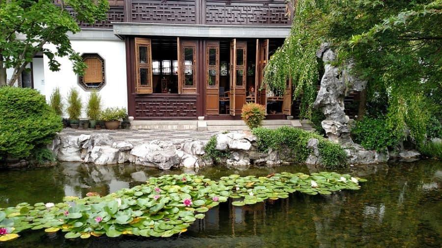 water feature zen garden ideas 1