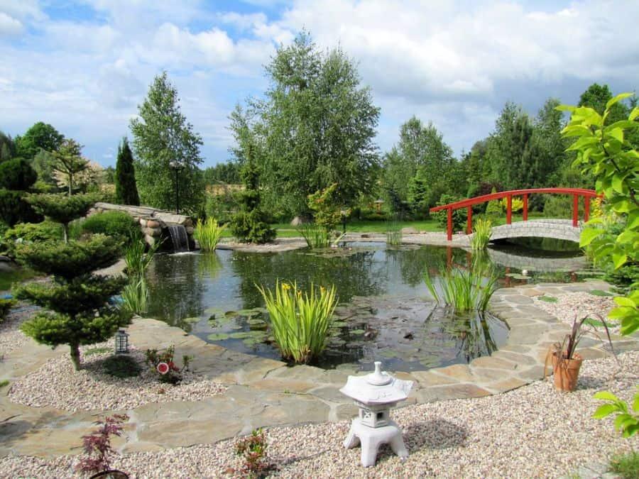 water feature zen garden ideas 2