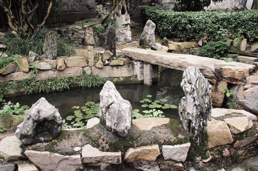 water feature zen garden ideas 3