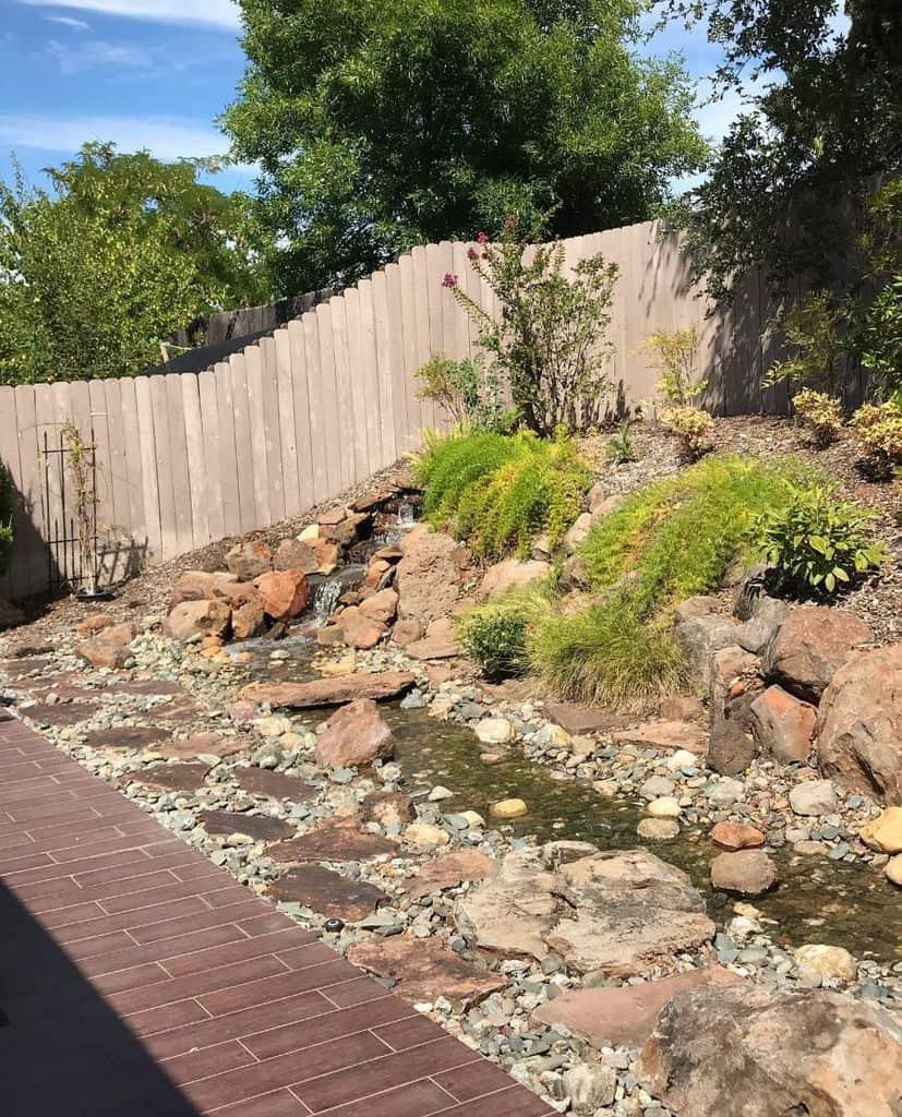 water feature zen garden ideas beckisemb