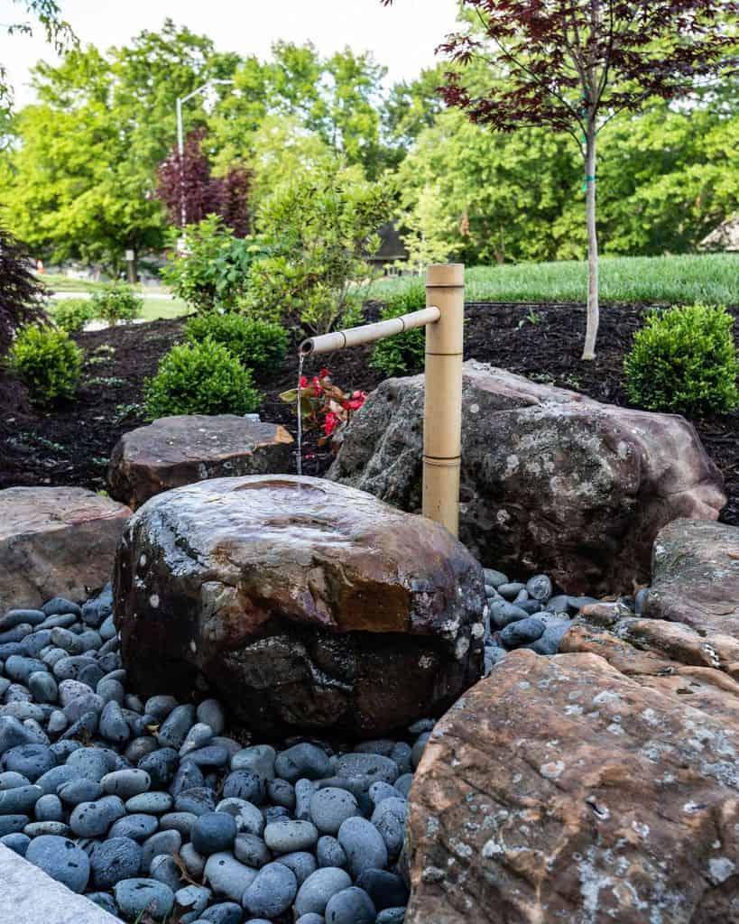 water feature zen garden ideas housesofkansascity