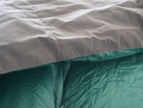 Water Repellent Nylon Takibi Kake Futon Down Blanket