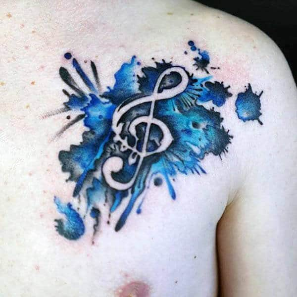 Treble Clef Design Yelomphonecompany