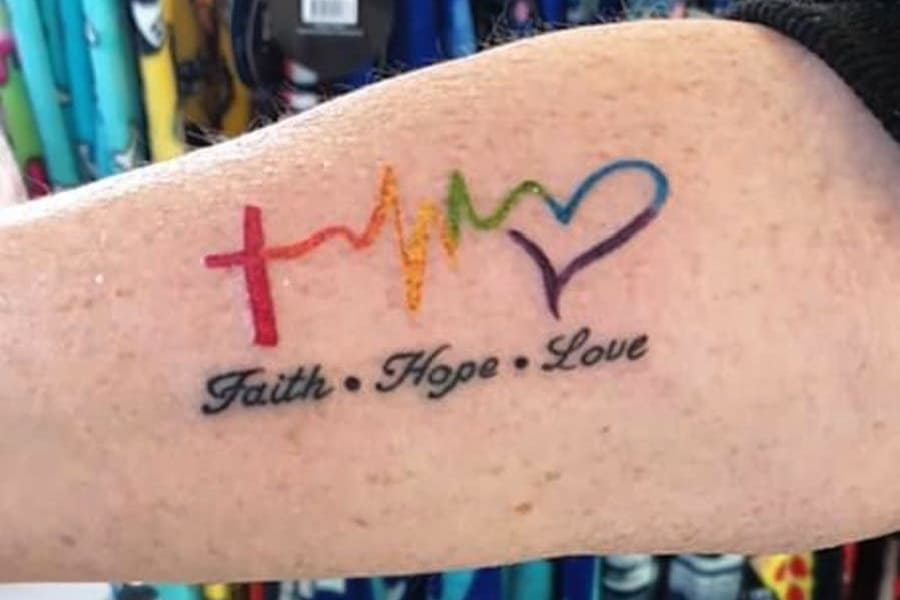 Top 91 Faith Hope Love Tattoo Ideas 2020 Inspiration Guide We had the consultation done and they said that. top 91 faith hope love tattoo ideas