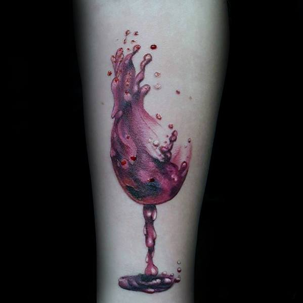 Best 20 Wine tattoo ideas on Pinterest  Line tattoos