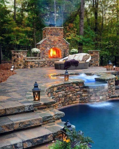 Top 60 Best Cool Backyard Ideas Outdoor Retreat Designs