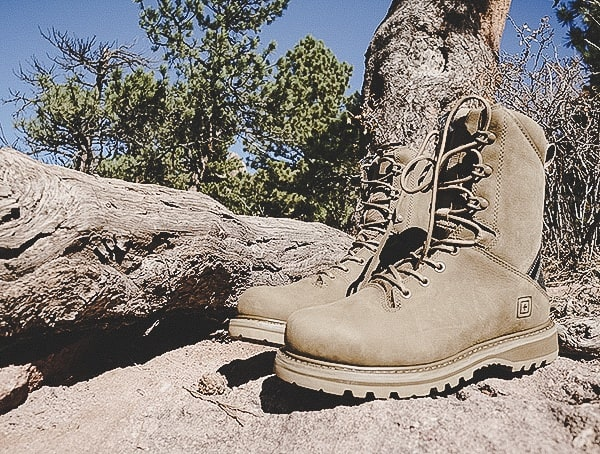 Waterproof 5 11 Tactical Mens Apex Boots Reviewed