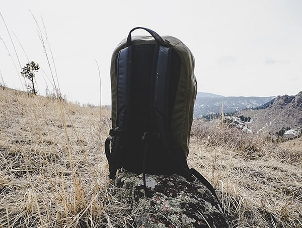 Waterproof Arcteryx Granville 16 Zip Backpack Review