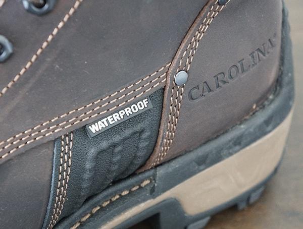 Waterproof Carolina Maximus 2 0 Mens Logger Boots