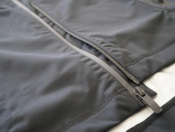 Waterproof Center Chest Zipper Open Ogio All Elements Elite Rain Mens Jackets