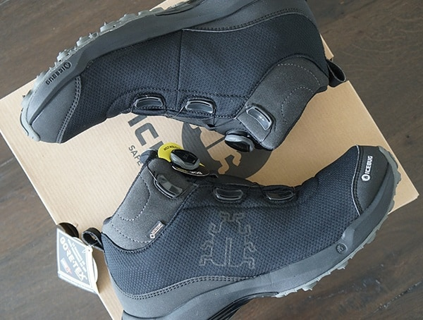 Waterproof Guys Icebug Detour Bugrip Gore Tex Boots