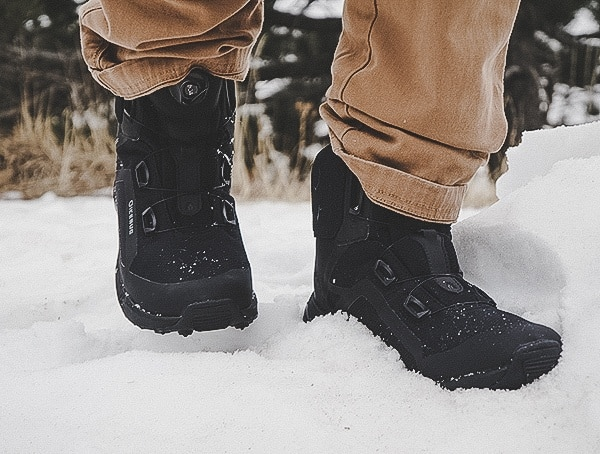 Waterproof Mens Boots Icebug Walkabout Bugrip Gore Tex Reviewed