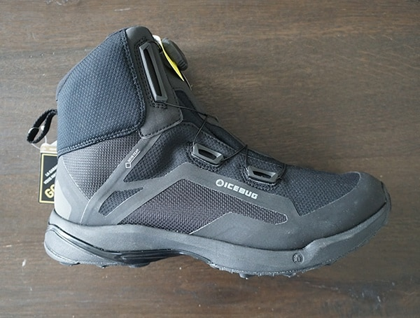 Waterproof Mens Boots Icebug Walkabout With Gore Tex